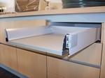 Complete Soft-close lade 45 cm diep voor kastbreedte 30 cm (per stuk)