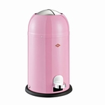 Wesco Kickmaster Junior 15 liter afvalemmer pink. (per stuk)