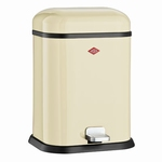Wesco Single Boy 13 liter afvalemmer amandel. (per stuk)