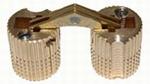 USY scharnier 180° ø12mm (per stuk)