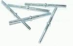 Deurdrevel metaal l=70 mm (per 4 stuks)